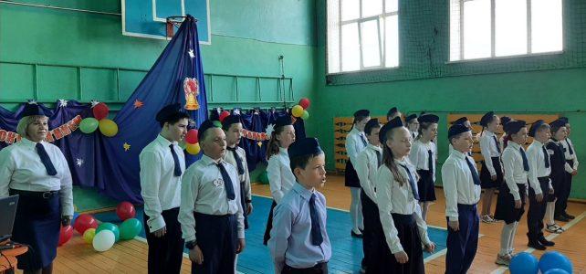 Выпускной начальных классов